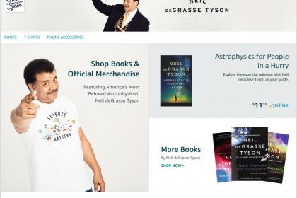 Custom Amazon Brand Store